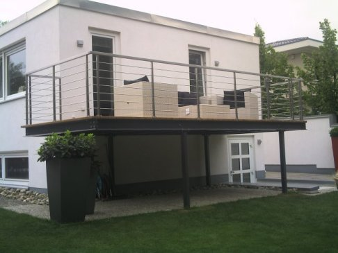 Contoh Model Balkon